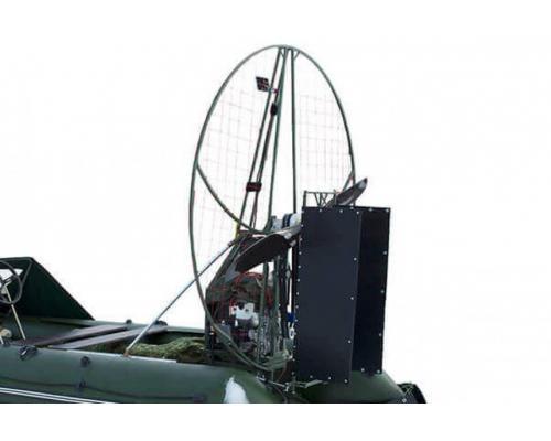 Аэроустановка Берег-35 (двигатель Zongshen 35 л.с)