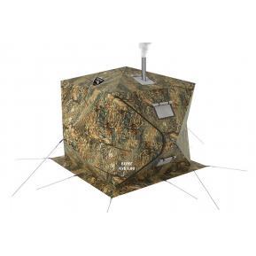 Палатка Берег Куб 1.80 двухслойный