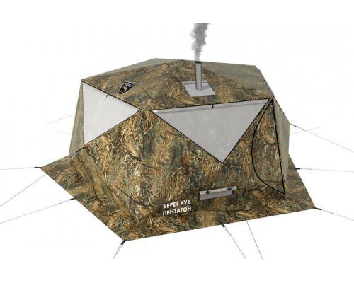 Палатка Берег Пентагон