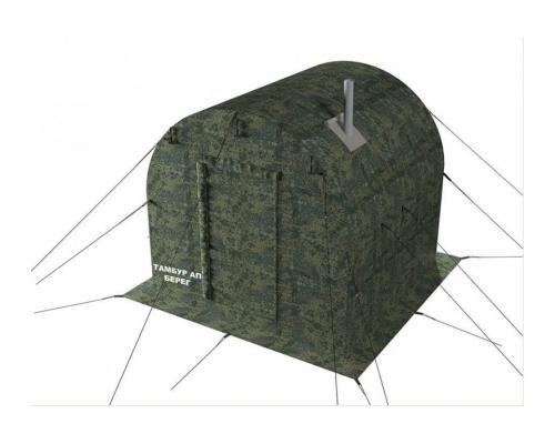 Тамбур для армейских палаток ПФ