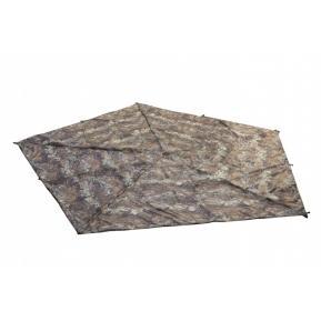 Теплый пол в палатку Берег Пентагон